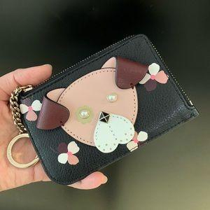 NWT Kate Spade Medium L-Zip Card Holder
